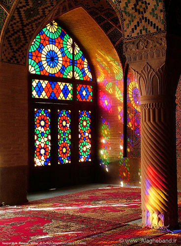 Mezquita Nasirol Molk