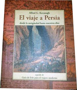 Portada de El viaje a Persia