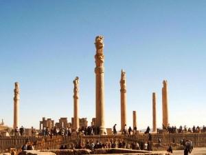 Ruinas de Persépolis