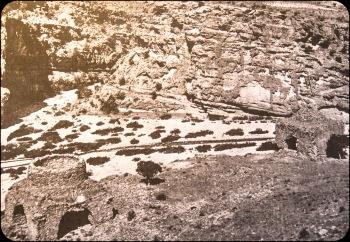 Atashgah y chahar Taq de Tang-i Chak Chak (Furg, Darab)