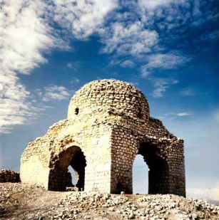 Chahar Taq nº 4 'Naqqarah Khanah' de Farrashband