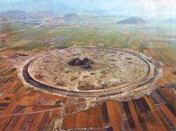 Ciudadela circular de Darabgird
