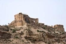 Fortaleza de Ghale Dokhtar en Firuzabad
