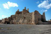 Fortaleza de Narin Qal'eh en Nain