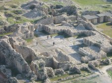 Palacio de Bishapur