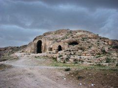 Templo de la ciudadela circular de Darabgird
