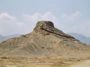 Torre del silencio en Yazd, Maziart