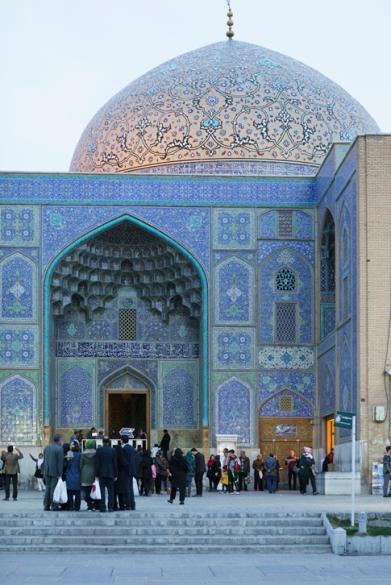 Isfahan, Iran, West Asia